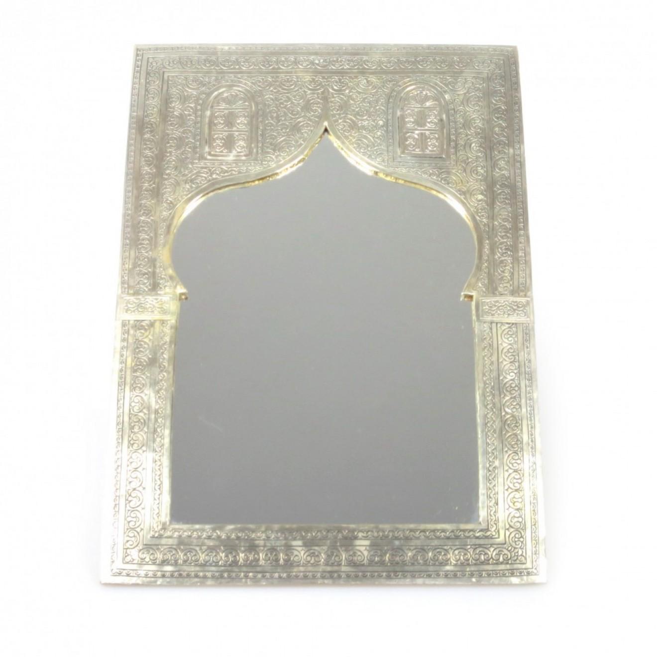 marokkanischer spiegel gross just be kaufhaus der lebensfreude. Black Bedroom Furniture Sets. Home Design Ideas